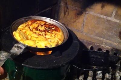 Bugout Cooking: Bannock