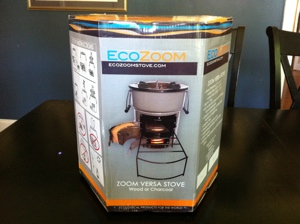 EcoZoom Rocket Stove Review