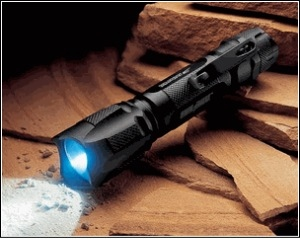 Light em Up! The Flashlight as a Self-Defense Tool