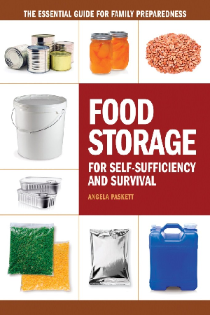 Book Review: Food Storage For Self-Sufficiency and Survival