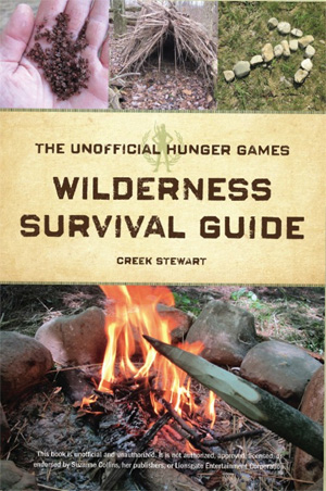 Book Review (and giveaway): The Unofficial Hunger Games Wilderness Survival Guide