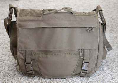 ITS Tactical Discreet Messenger Bag Gen2 Review