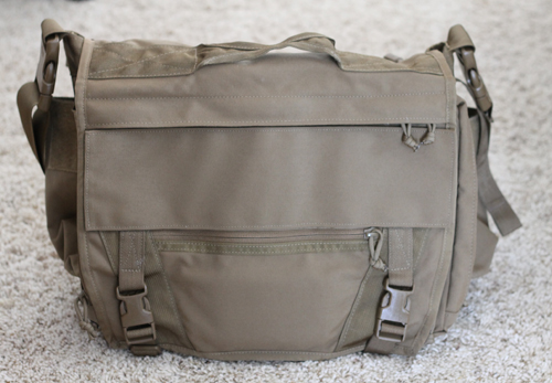 Tactical Shoulder Bag Laptop 16