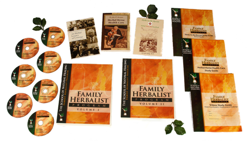 Home Study Herbalist Discount Link is Now Live!