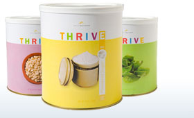 Please Welcome our Newest Sponsor – My Family Thrives