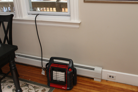 Emergency Home Heating On The Cheap