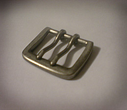 <b>Buckle from an old belt</b>