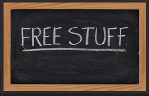 Bored Surfing the Web? Stock up on Free Stuff Instead