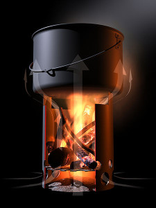 Hobo_stove_convection