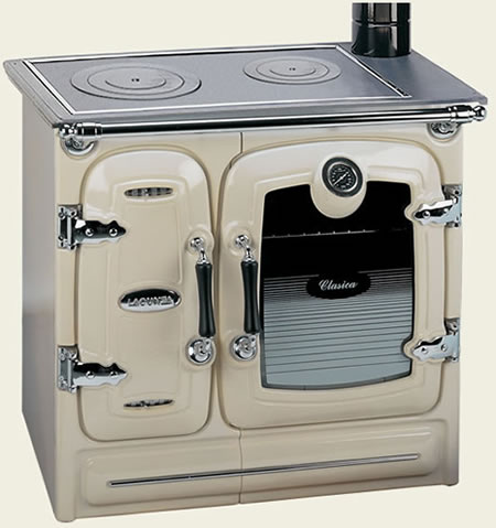 cooking stoves they are constructed much like wood heating stoves but