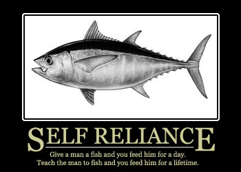 LDS - Self Reliance